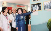 南方解放国家统一40周年:越南妇女专题展