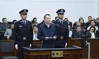 中国国有资产监督管理部门前官员被控贪腐接受审判