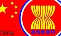 东盟和中国推动务实有效合作