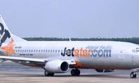Jestar Pacific航空公司开辟河内至中国香港航班