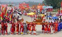 有关地方和部门举行多项活动面向2015年雄王祭祖日暨雄王庙会