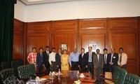越南与印度加强环保领域合作