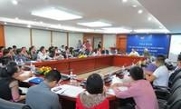 让越南青年企业家运动迅猛发展