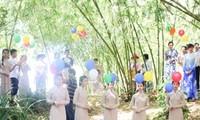 视觉装置艺术展在广治省开幕