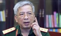 越南国防部副部长阮志咏出席第14届香格里拉对话会