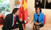 越南和墨西哥对双边合作前景表示乐观