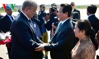 越南和阿尔及利亚同意在多个领域加强全面合作