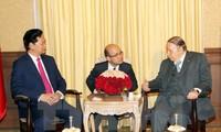 阮晋勇总理:越南希望加强与阿尔及利亚的多领域友好合作关系