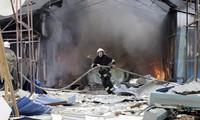 乌克兰冲突各方互相指责对方开火