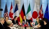 航行安全——七国集团峰会热议话题