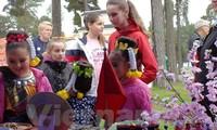 越南出席在挪威举行的2015年国际儿童节活动