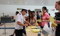 越南加强航空和边境口岸对中东呼吸综合征(MERS)的监测和防疫工作