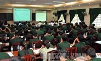 开展越南参与联合国维和行动提案