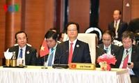 越南为CLMV 7和ACMECS 6峰会成功举行作出积极贡献