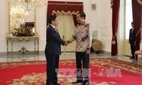 印度尼西亚总统佐科对东海近期复杂形势表示关切