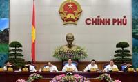 越南政府举行6月工作例会