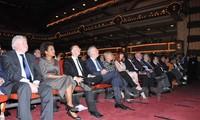 越南出席在比利时举行的第二届世界法语论坛