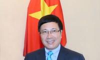 越南为东盟议事日程作出积极贡献