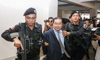 柬埔寨议员被控歪曲柬越边境条约