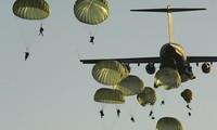 美国和北约盟国举行大规模空军演习