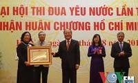 越南纪念劳动荣军社会部门传统日70周年
