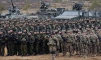 北约在德国南部举行大规模军演