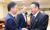 朝鲜敦促改善韩朝关系
