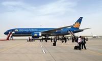 越航增加国庆假日航班服务