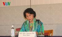 越南为国际性别平等事业做出积极贡献