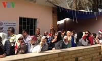 埃及公布新一届议会选举日期