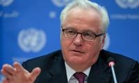 俄罗斯反对法国提出的限制安理会成员否决权建议