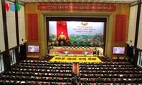 越共中央总书记阮富仲出席越南军队党代会