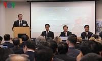 越南国家主席张晋创出席越美企业对话会
