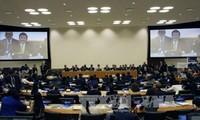 越南国家主席张晋创出席全球妇女峰会和全球倡议大会