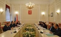 越俄加强双边合作