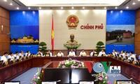 越南政府举行九月工作例会