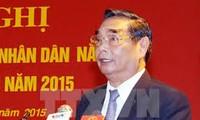 民运工作巩固和加强了越南党、国家和人民间的血肉关系
