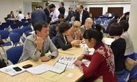越日企业经济贸易交易会在日本举行