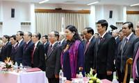 越南党、国家、政府和国会领导人出席各省市党代会