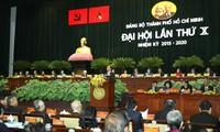 越南党和国家领导人出席各省市党代会