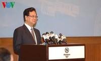 阮晋勇总理强调:越南主动积极实施2025年东盟共同体愿景