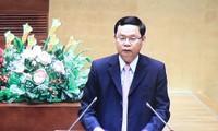越南国会听取2015年打击罪犯及反腐败工作报告
