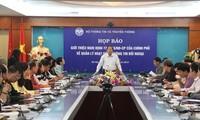 越南加强对外信息活动管理