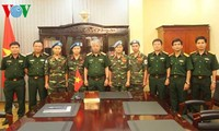 越南重视和支持联合国维和行动