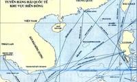 亚太地区的海事纠纷要通过对话尽快加以解决