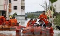 联合国警告自然灾害将日益加剧