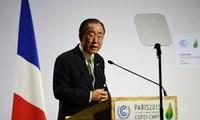 COP 21:各国谈判进入冲刺阶段