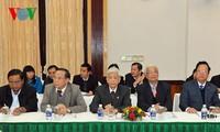 提高越南祖国阵线在政治体系和社会生活中的作用与地位