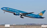 越航增加航班 满足春节需求