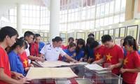 """""""黄沙长沙归属越南——历史和法理证据""""展在谅山市举行"""